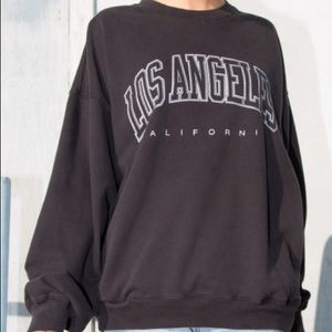 ISO brandy melville los angeles sweater!